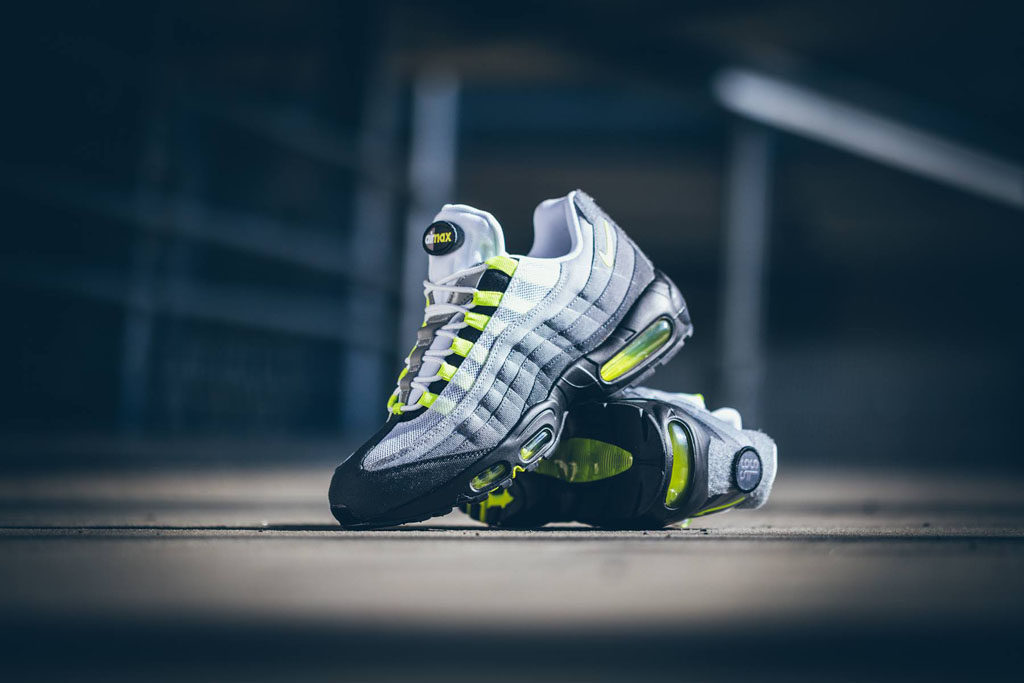 6a4fc2cc5121 NikeLab Puts Patches on the  Neon  Air Max 95