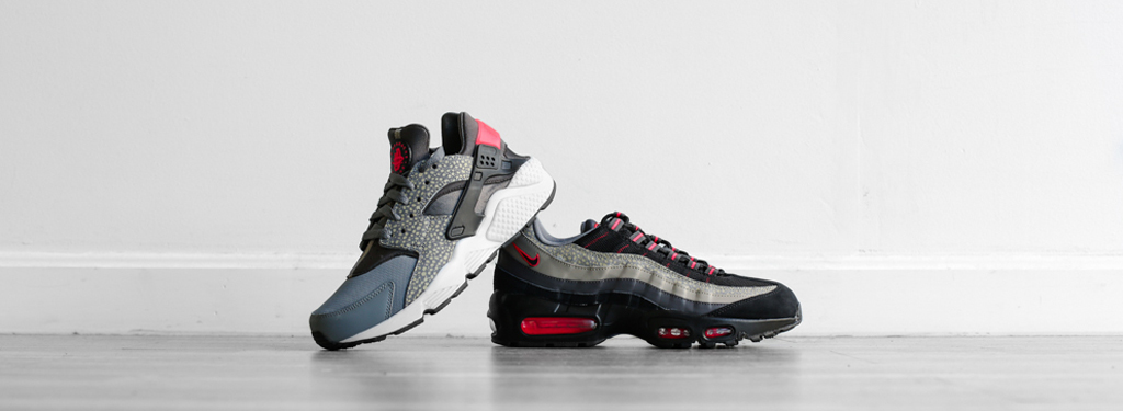 huarache vs air max 90