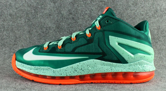 Nike LeBron XI 11 Low Biscayne Release Date 642849-313 (1)