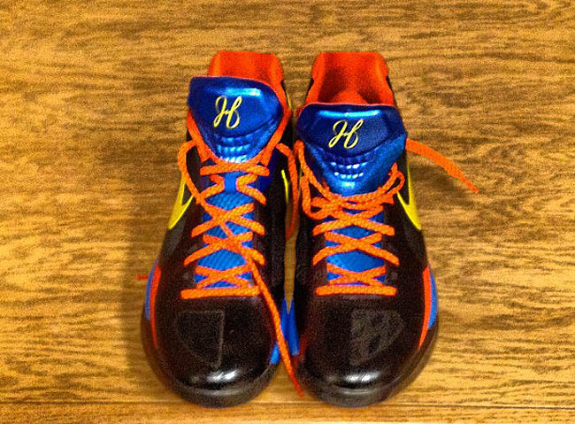 9c22808c0f7a Nike Zoom Hyperdunk 2011 Low - James Harden  Away  Player Exclusive ...