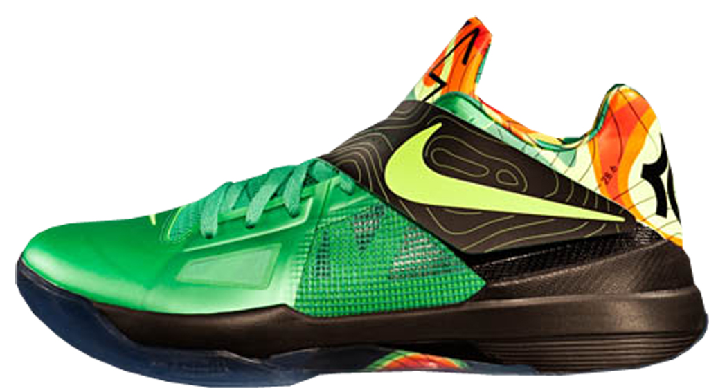 Nike Zoom KD IV: The Definitive Guide to Colorways | Sole ...