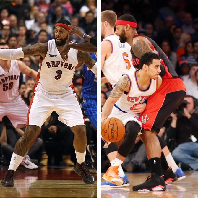 #SoleWatch NBA Power Ranking for December 21: James Johnson