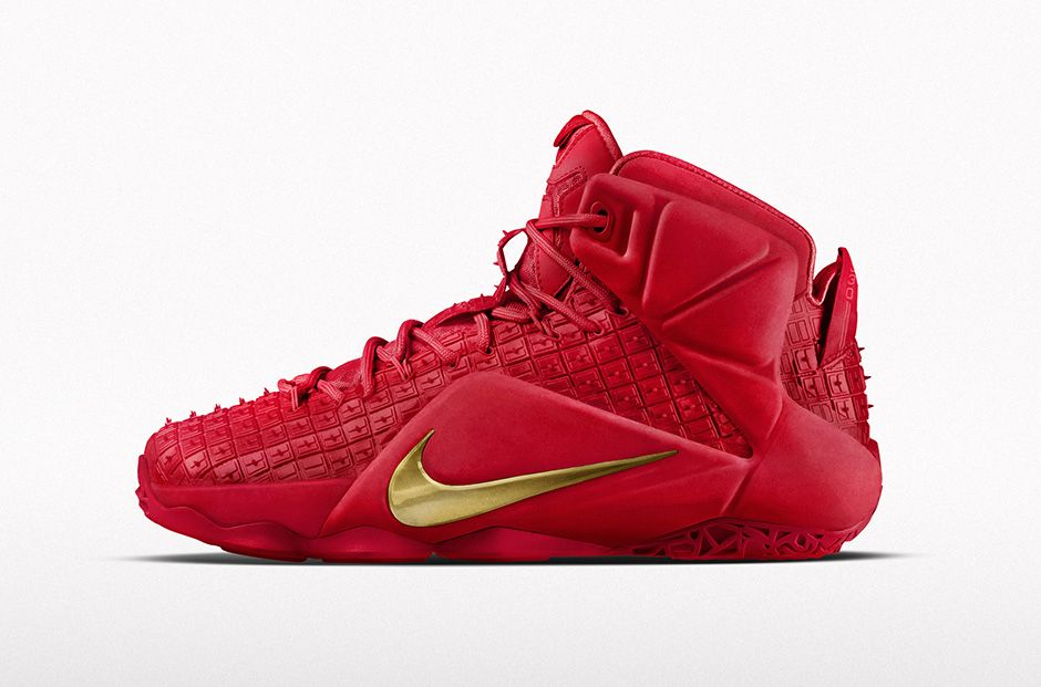 5bee115a3e5 You ll Be Able to Make Your Own  Rubber City  Nike LeBron 12
