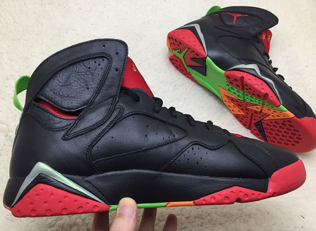 Air Jordan VII 7 Marvin the Martian (7)