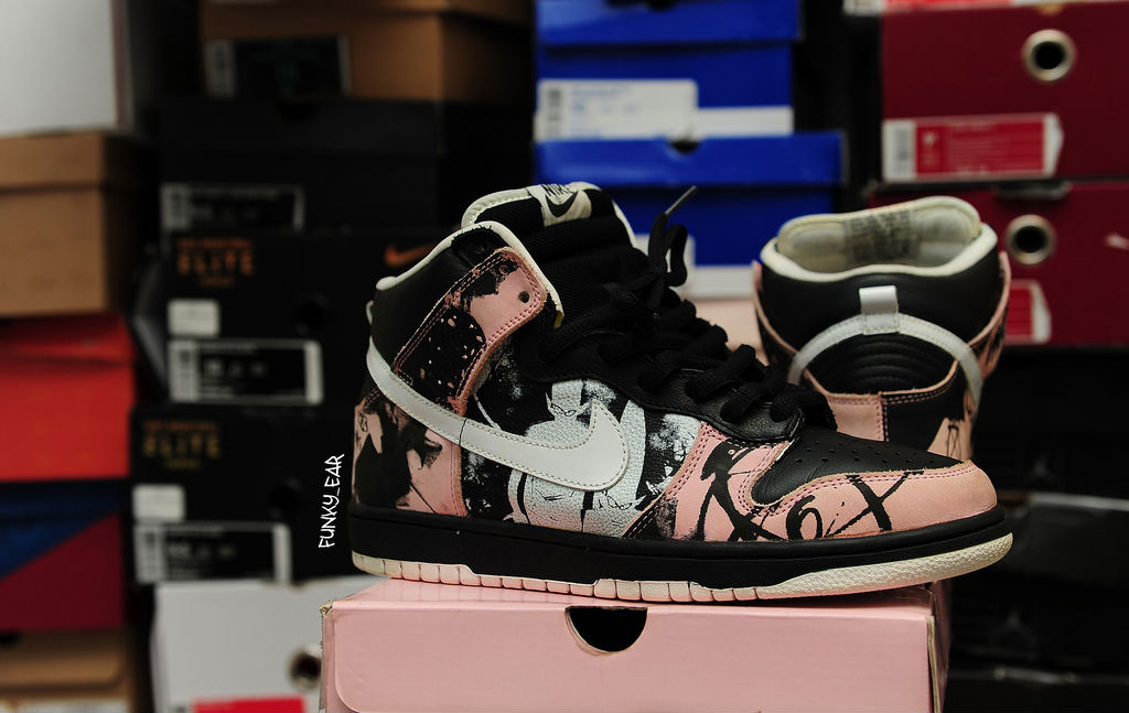 Spotlight // Pickups of the Week 9.1.13 - Nike Dunk High SB Unkle by Product of a Funky Ear
