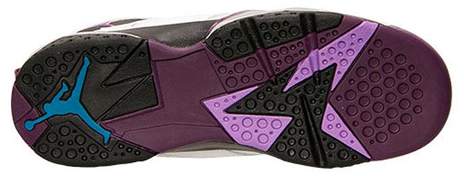 sports shoes 34326 e19e0 Air Jordan 7 Girls Fuchsia Glow 442960-127 (7)