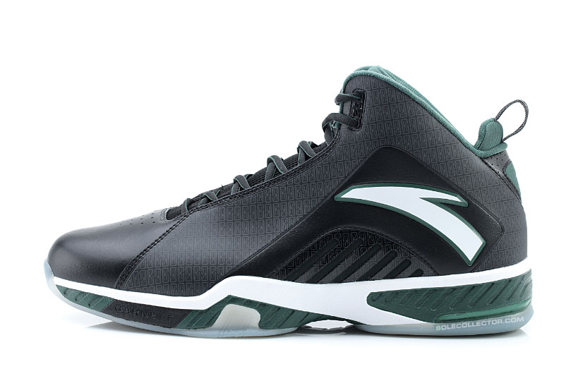 ANTA KG 3 III Boston Away Black White Green (1)