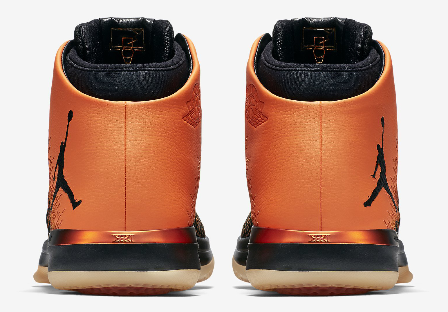 Shattered Backboard Air Jordan 31 845037-021 Heel