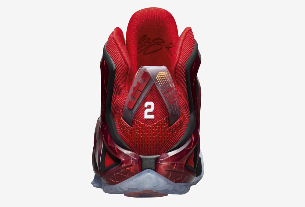 official photos ac403 d009c Your First Look at the Nike LeBron 12 Elite   Sole Collector
