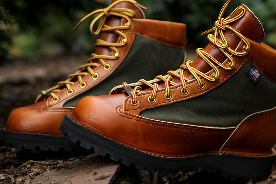 Danner Boots Light 80th Anniversary Edition Sole Collector