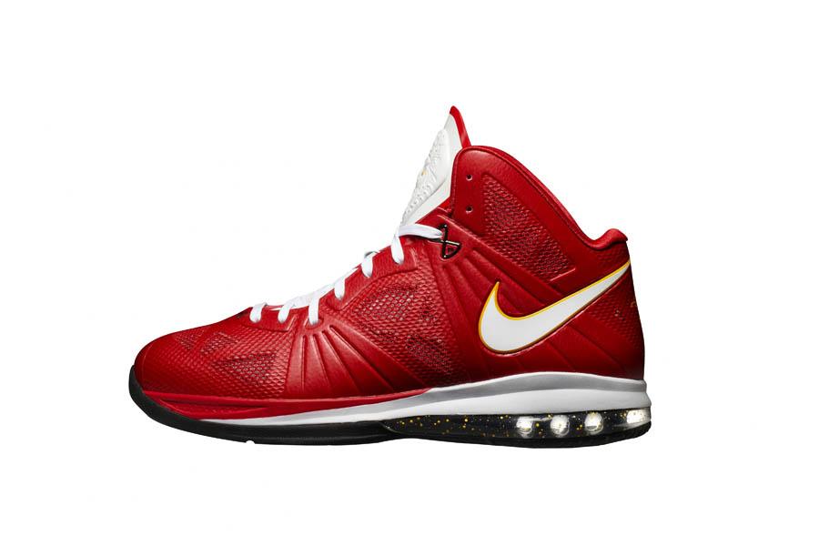 reputable site 6f6ed 8594d Nike LeBron 8 PS - NBA Finals