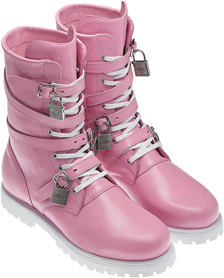 adidas Originals by Jeremy Scott - Spring/Summer 2012 - JS Combat Pink V22076 (2)