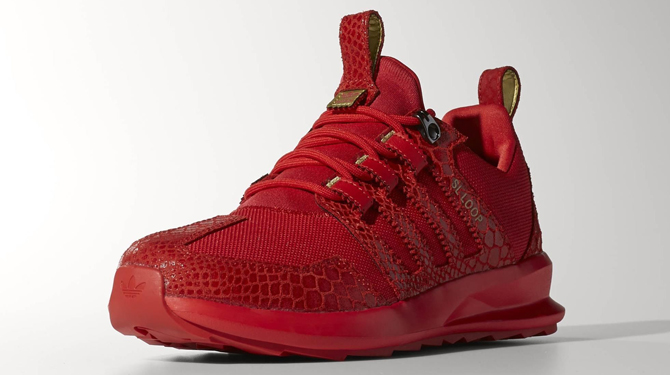 Sl Loop Adidas Red