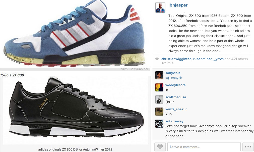 Ibn Jasper Says Kanye West Designed the adidas ZX 850 for Reebok in 2006 (4)