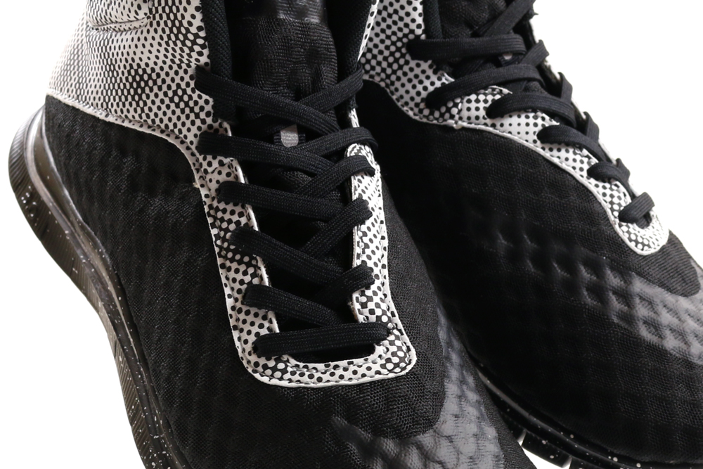 official photos 2dbf4 ed747 Dots Decorate New Nike Free Hypervenom Mid Quickstrike
