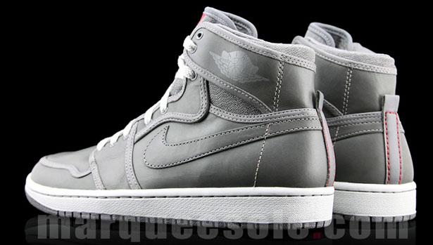 58dd5281df5 ... Air Jordan 1 Retro KO High Premium (limited release). 503539-001 Light  Graphite/Black-Varsity Red. $130.00. Via: Marqueesole