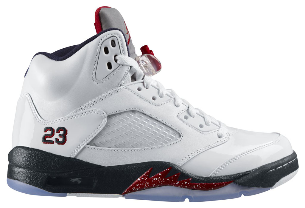 Air Jordan V 5 Retro Independence Day
