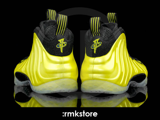 Nike Air Foamposite One Electrolime Golden State 314996-330 (4)