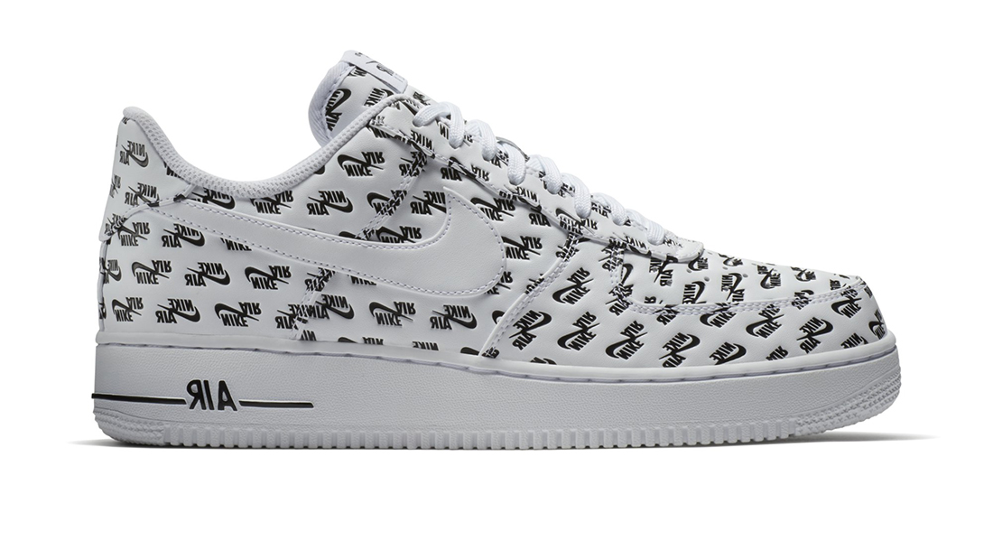 Nike Air Force 1 Low '07 QS Logo