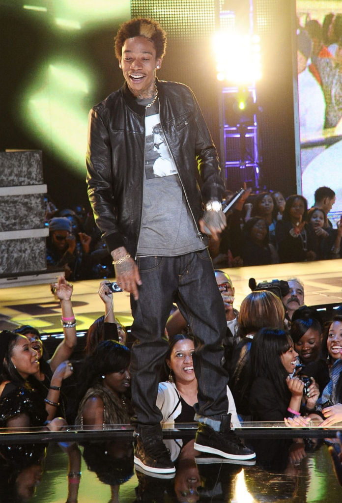 82776f8363d3 Wiz Khalifa wearing Converse Sneakers (9). John Varvatos Pro Leather Hi