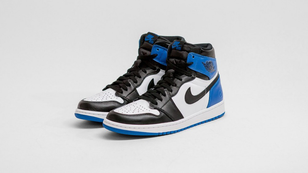 Air Jordan Phrase De Fragments 1s