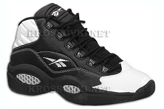 Reebok Question Black/White
