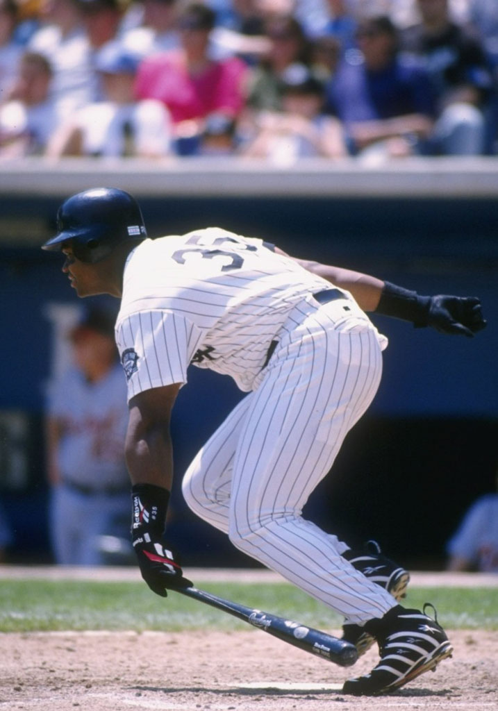Frank Thomas Wearing Reebok Big Hurt (3)