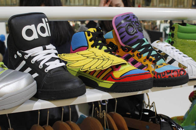adidas Originals by Jeremy Scott - Fall/Winter 2012 Preview (3)