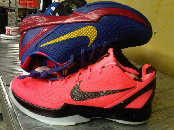 Nike Zoom Kobe VI - 'Barcelona Pack