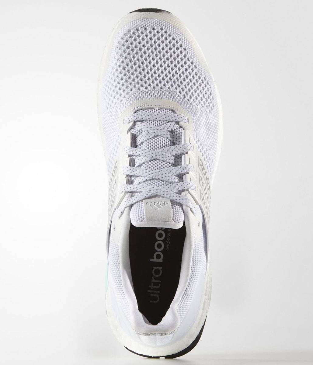 Adidas Ultra Boost St Glow White