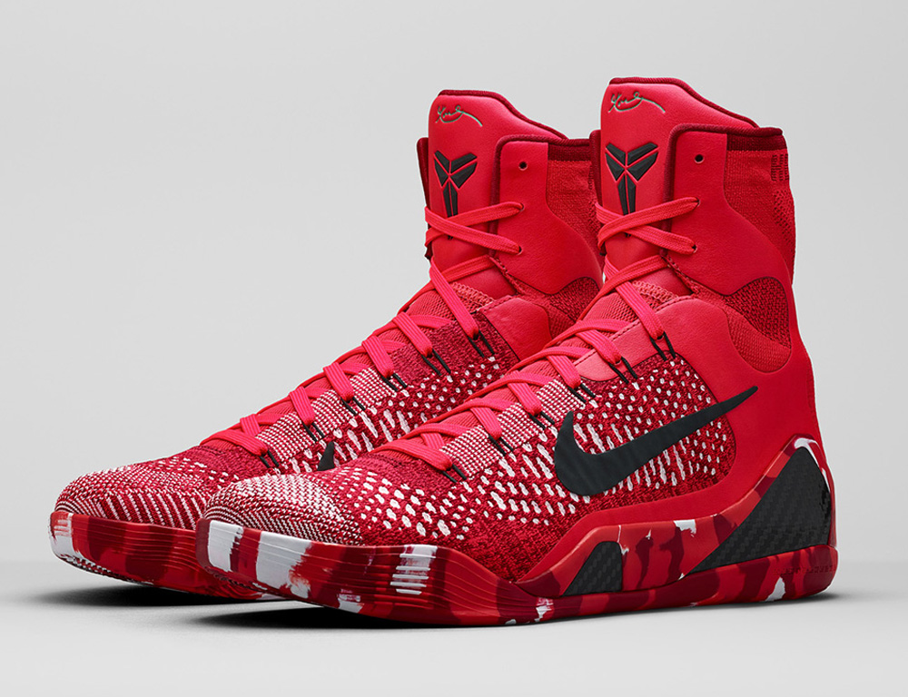 Release Date: Nike Kobe 9 Elite Christmas | Sole Collector
