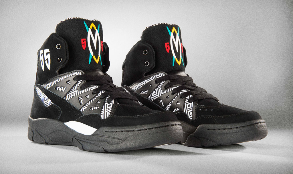 adidas Mutombo Black/White - Official Photos (2)