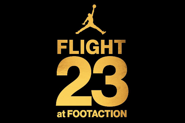 Jordan Flight 23 at Footaction (1)