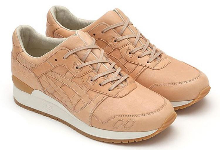 Asics Gel Lyte III Natural Leather (1)