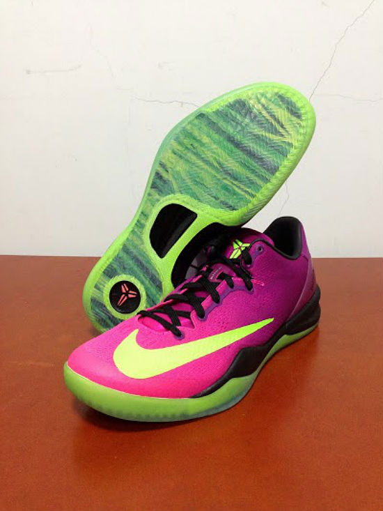 23610bb1001 Nike Kobe 8 System Mambacurial 615315-500 (15)