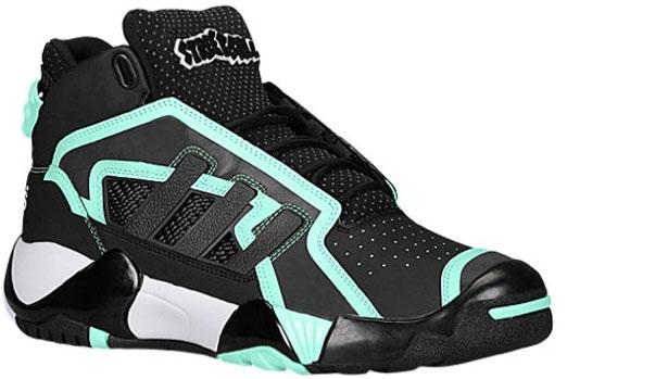 adidas Originals Streetball 2 Black/Mint-White