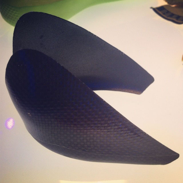 Nike Kobe 9 Carbon Fiber Heel Counter