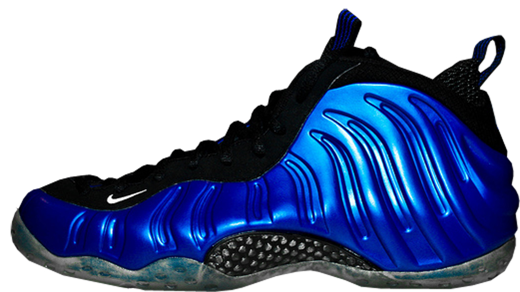 best sneakers e89fb 0fac5 Nike Air Foamposite One  Royal