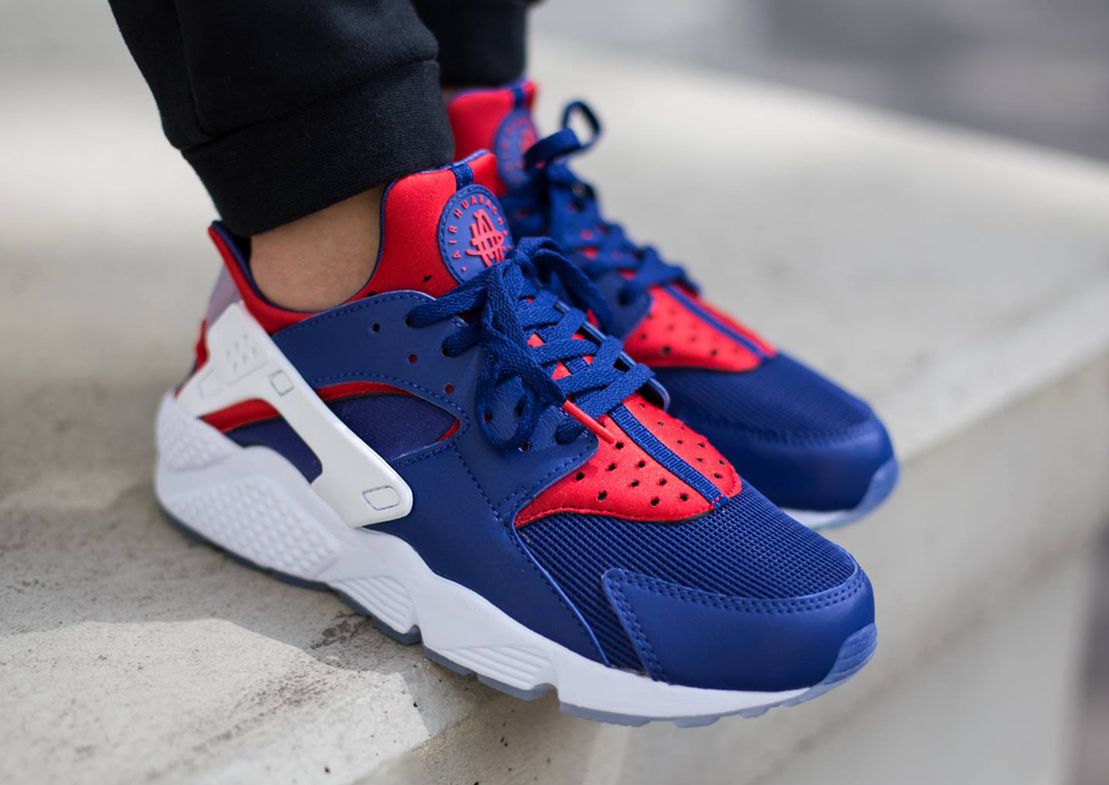 an on feet look at the nike huarache 39 city pack 39 sole. Black Bedroom Furniture Sets. Home Design Ideas