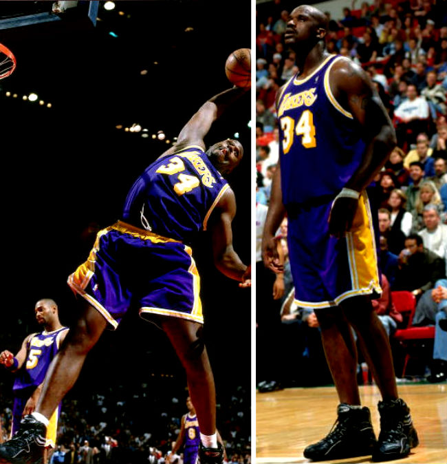 Shaq's 10 Best Games as a Laker // April 2,1998 vs. New Jersey Nets - Reebok Shaq Reflection