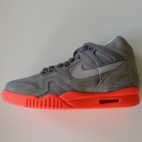 timeless design 7cfd0 0492c This  Grey Suede  Nike Air Tech Challenge II is expected to hit retailers  this spring.