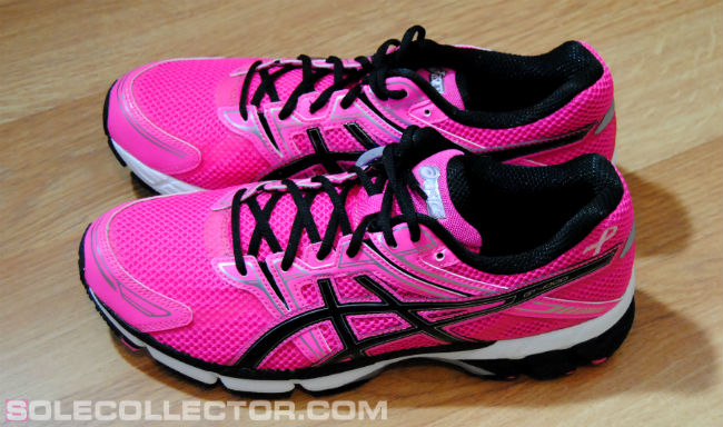 Asics Gt 1000 Pink Ribbon Sole Collector