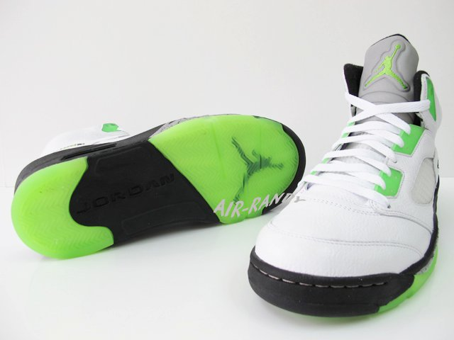 Air Jordan Retro 5 Quai 54