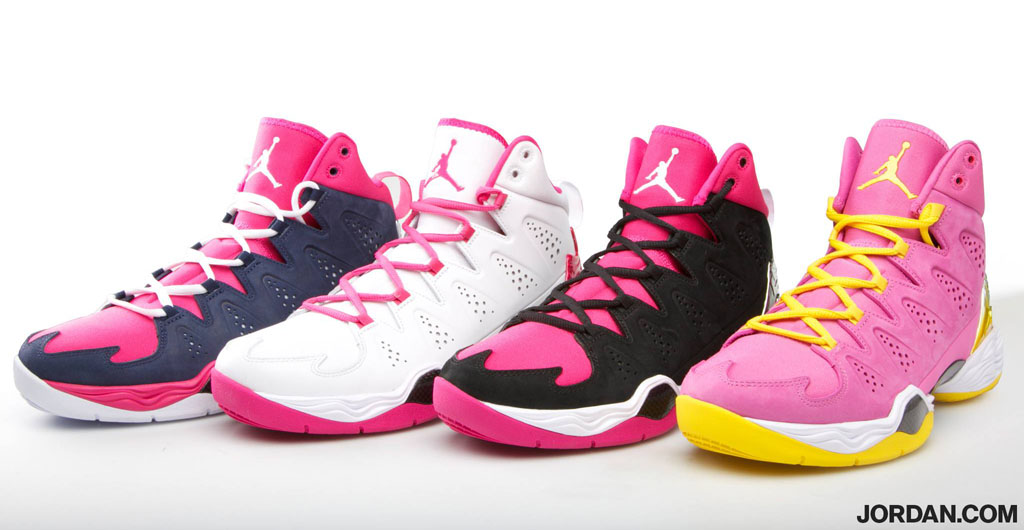 d155e0124a936 Jordan Melo M10 Breast Cancer Awareness PE Lineup