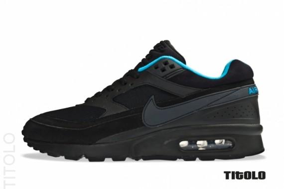 Buy 185428 Nike Air Max Ltd II Men White Black Shoes