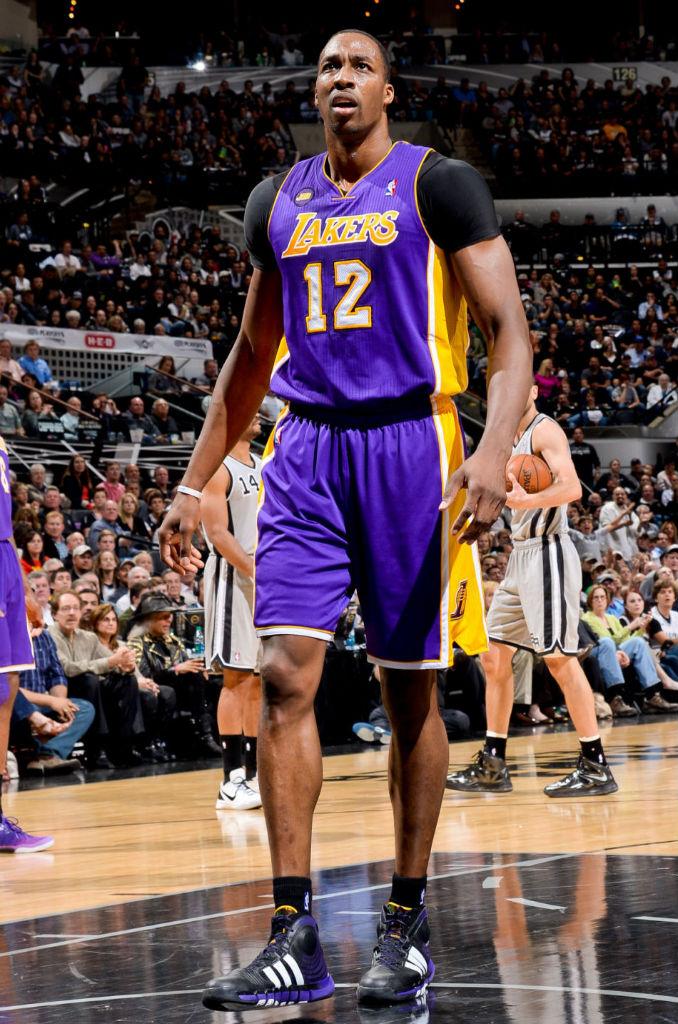official photos ce204 85f16 adidas D Howard 4 Lakers Away G67355 (7)