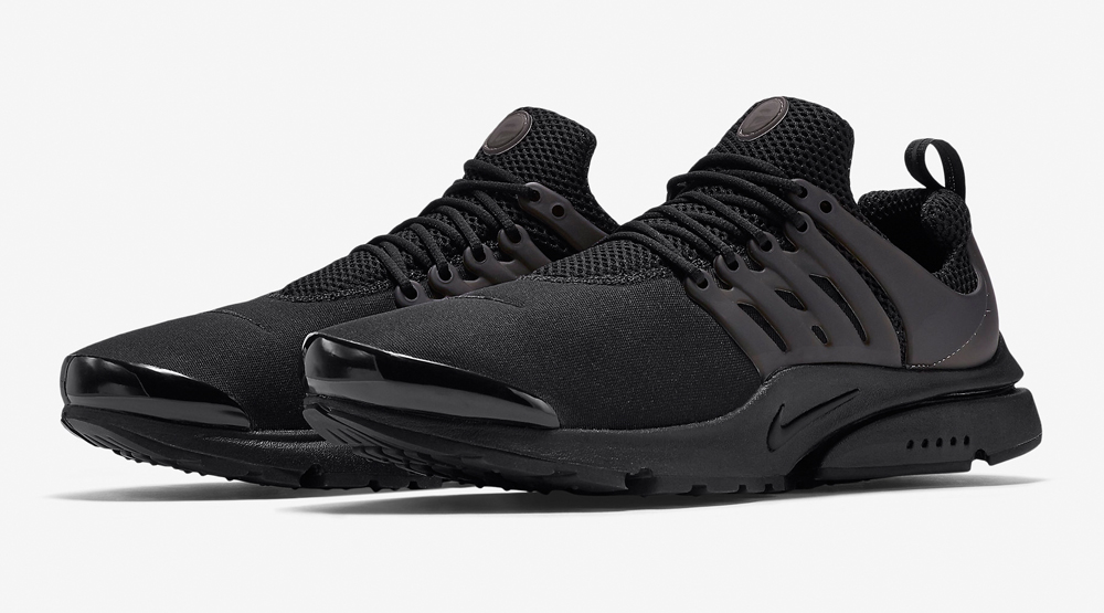 bf757a247aea Nike Blacks Out on the Air Presto
