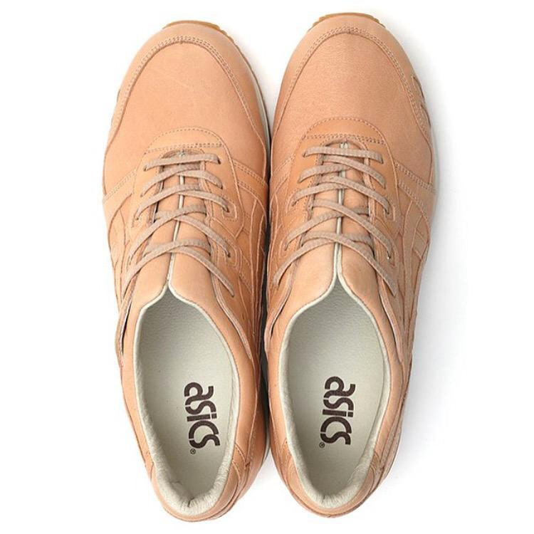 Asics Gel Lyte III Natural Leather (3)