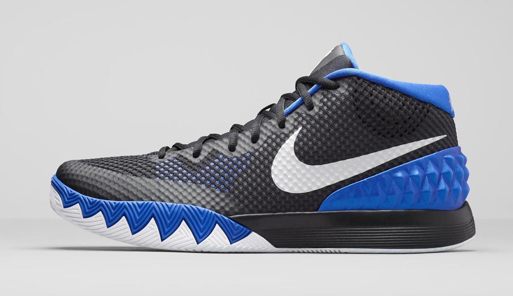 huge discount d1b43 200be Nike Basketball Takes the Kyrie 1 Back to College