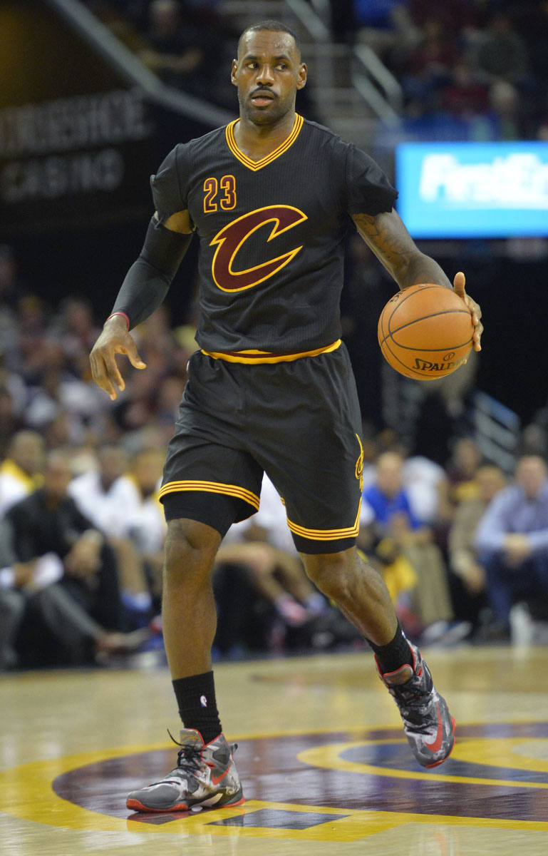 #SoleWatch: LeBron James Battles Old Friend in the 'LBJ25K ...